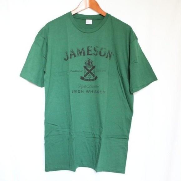 19c19be5d99 jameson Other - NEW Jameson Irish Whiskey Men s Green T-shirt XL